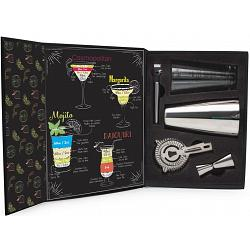 Danesco Cocktail Bar Set of 5 2