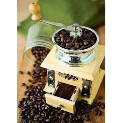 Fox Run Manual Adjustable Natural Coffee Grinder 1