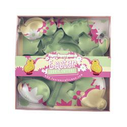 Fox Run 7 Piece Easter Cookie Cutter Set 1