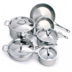 Cuisinox Elite 10 pc Cookware Set 1