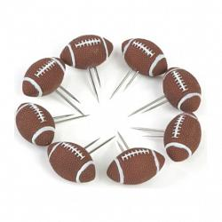 Outset Set of 8 Football Corn Holders 1