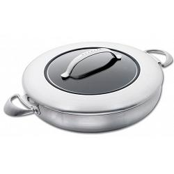 Scanpan CTX 5.5L Covered Chef Pan 1