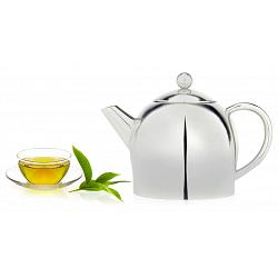 Cuisinox Alexa 1L Double Walled Stainless Steel Teapot 1