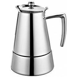 Cuisinox Barista 6-Cup Stovetop Coffee Maker 1