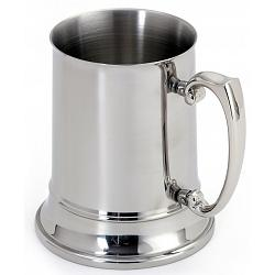 Cuisinox Double Walled Stainless Steel Beer Stein 1
