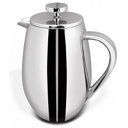 Cuisinox Double Walled Stainless Steel French Press Coffee Maker 1