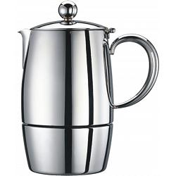 Cuisinox Firenza 10-Cup Stovetop Coffee Maker 1