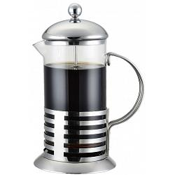 Cuisinox Stainless Steel / Glass French Press Coffee Maker 1