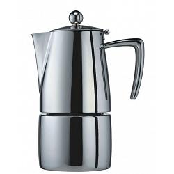 Cuisinox Milano 4-Cup Mirror Stovetop Coffee Maker 1