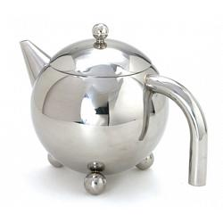 Cuisinox 0.9 L Stainless Steel Teapot with Infuser 1