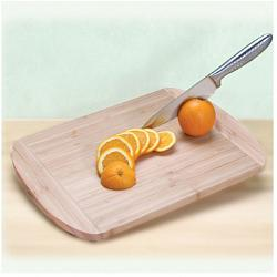 Bamboo Cutting Board by Natural Living 1