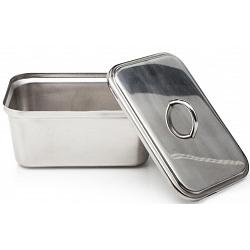 Danesco 1lbs Stainless Steel Butter Box 1
