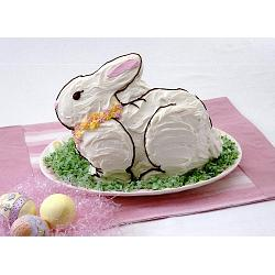 Nordic Ware Easter Bunny 3-D Cake Pan 2