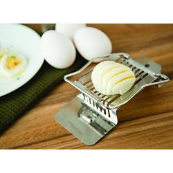 Fox Run Stainless Steel Egg and Mushroom Slicer 1