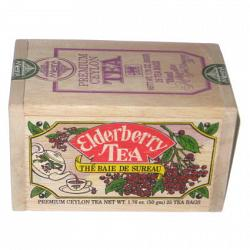 Metropolitan Tea Company Elderberry Tea 1