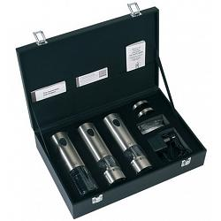 Peugeot Elis 3 Pc Rechargeable Electric Salt, Pepper & Corkscrew Set 1