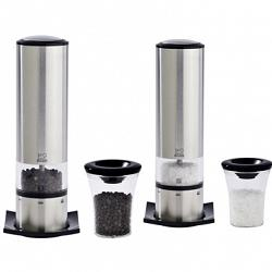 Peugeot ELiS Sense u\'Select Electric Salt and Pepper Mill Set 1
