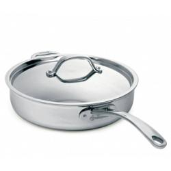 Cuisinox Elite Saute Pan 5.3L 1