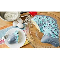 Fox Run Curved Fish Pan / Mold 1