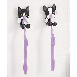 Fox Run Dog & Cat Toothbrush Holders 1