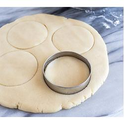 "Fox Run 4"" Circle Cookie Cutter 1"