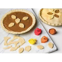 Fox Run Fall Pie Crust Cutters 1