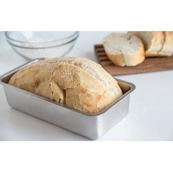 Fox Run Stainless Steel Loaf Pan 1