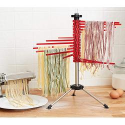 Fox Run Pasta Drying Rack with Wand 1