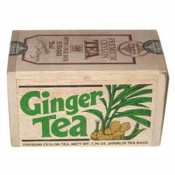 Metropolitan Tea Company Ginger Tea 1