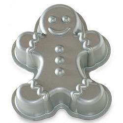 Nordic Ware Gingerbread Man Cake Pan 1