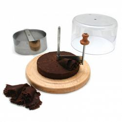Swissmar Girouette Cheese and Chocolate Curler 1