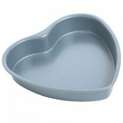 "Fox Run 8"" Heart Cake Pan 1"