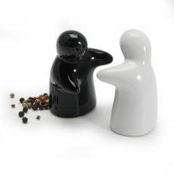 BIA Cordon Bleu Huggers Salt and Pepper Shaker Set 1