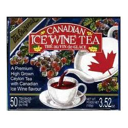 Metropolitan Tea Company Canadian Ice Wine Tea 50 Tea Bags 1