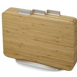 Joseph Joseph Index Bamboo Cutting Board Set 1