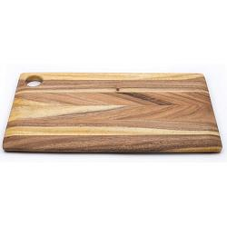 Ironwood Blonde Copenhagen Sapwood Rectangle Cutting Board 1