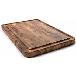 Ironwood Charleston End Grain Cutting Board 1