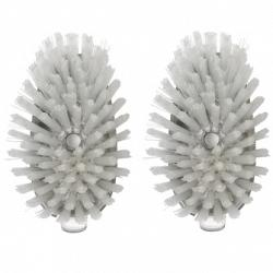 Set of 2 Kitchen Brush Refills for Oxo Steel Brush 1