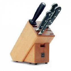 Knife Block Set by Wusthof Classic - 6 pc - Made in Germany 1