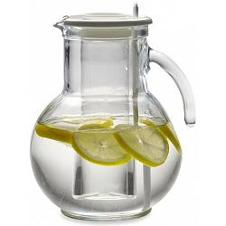 Bormioli Rocco Kufra Jug with Ice Container 1
