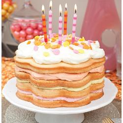 Nordic Ware Celebrations Layer Cake Pan 1
