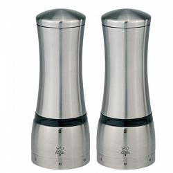 Peugeot Mahe u\'Select 16cm Salt & Pepper Mill Set 1