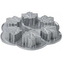 Nordic Ware Maple Leaf Muffin Pan 1
