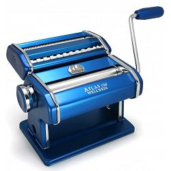 Marcato Atlas 150 Blue Wellness Pasta Machine 1