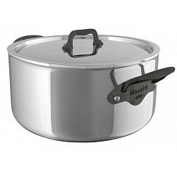 Mauviel M\'cook C2 5.8L Cocotte Stew Pan with Lid 1
