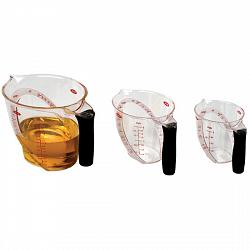 Oxo Good Grips 3-Piece Angled Measuring Cup Set 1