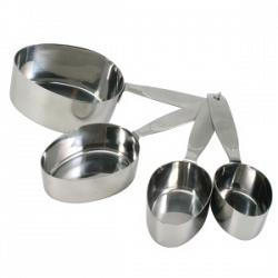Measuring Cup Set - Stainless Steel 1