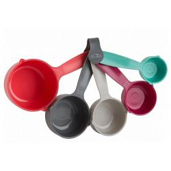 Trudeau Measuring Cup Set of 5 1