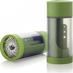 Microplane Green 2 in 1 Herb Mill 1