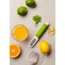 Microplane 3-in-1 Twist and Zest Tool 1